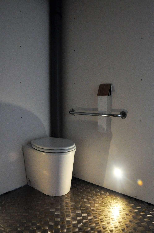 cuvette toilette sèche mobile PMR Terra Preta Sanitaires